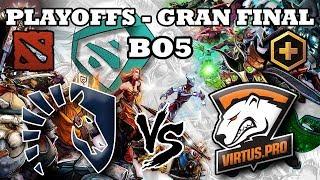 DOTA EN VIVO - Team Liquid vs Virtus pro BO5 SuperMajor China Dota2 GRAN FINAL