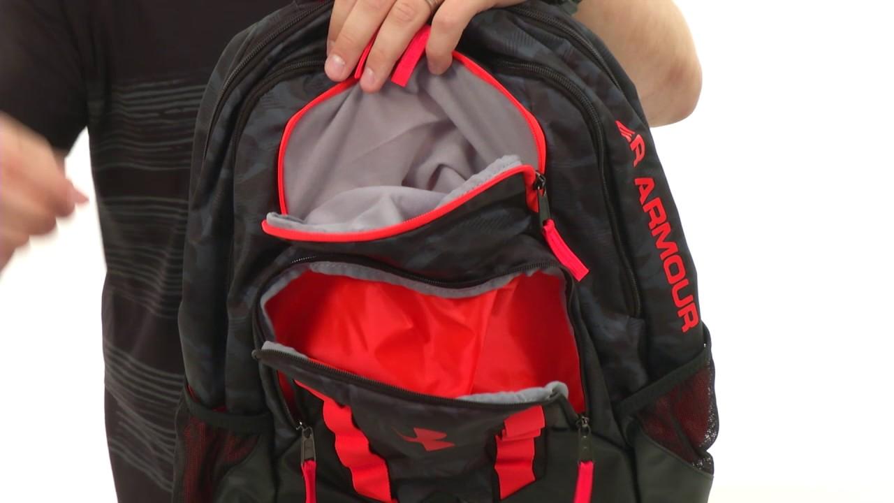 6b0f0c44484a Under Armour UA Recruit Backpack SKU:8520343