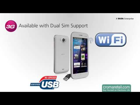 Micromax Superfone Canvas 2 A110 GSM Mobile Phone (Dual SIM)