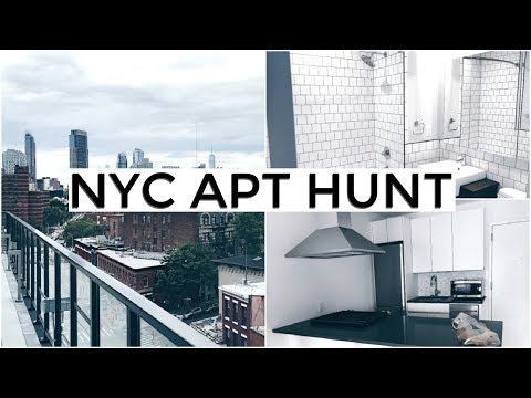 NYC APT HUNT 2017 | SheMeetsCity