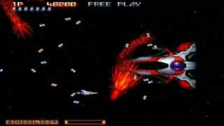 Gradius Collection - Gradius Gaiden Stage 8 Boss Rush Loop 8 Hardest ( ULTIMATE BATTLE )
