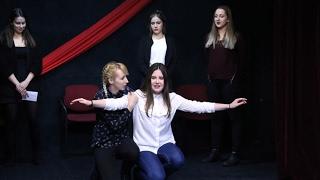 Spektakl 'Improwizacja gotowaNa'