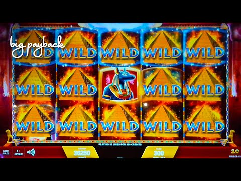 WOW, JUST WOW! Mistress Of Egypt Slot - BIG WIN SESSION!