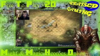 Free To Play #20 Might & Magic Heroes Online