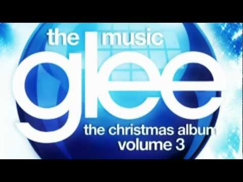 glee christmas songs with lyrics playlist youtube