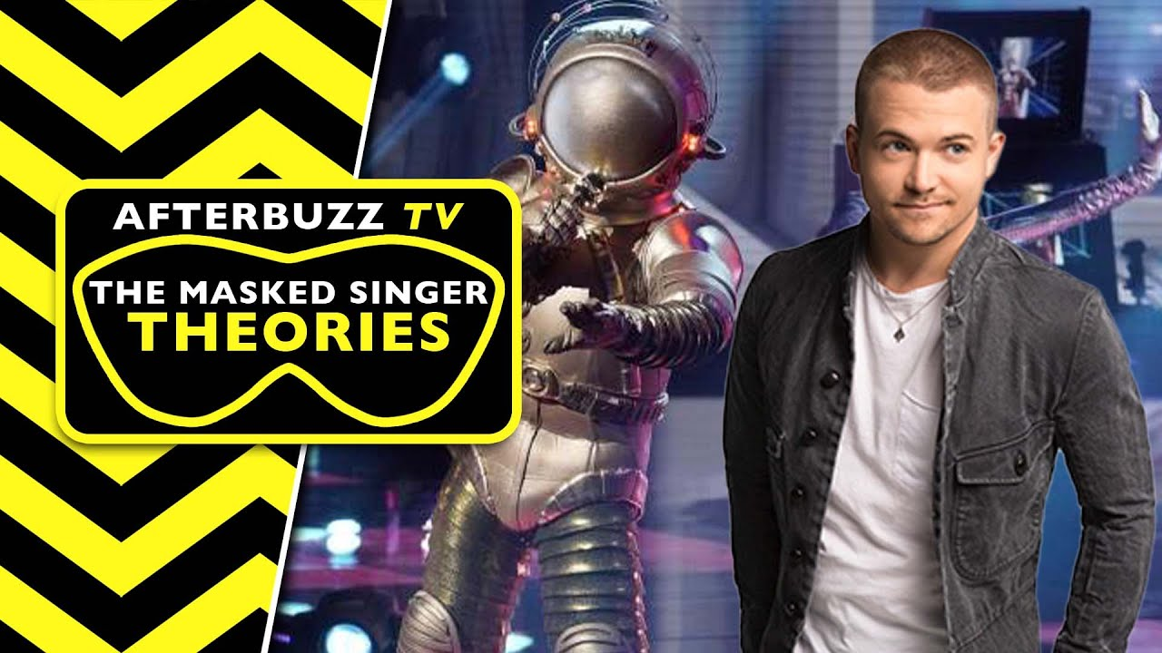 Who Is Astronaut on 'The Masked Singer': Fans Still Think Hunter ...