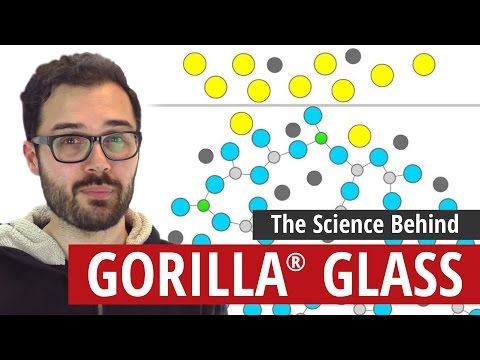 The Science behind Gorilla® Glass