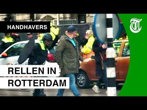 Camera VNDG filmt rellen vanuit ME bus