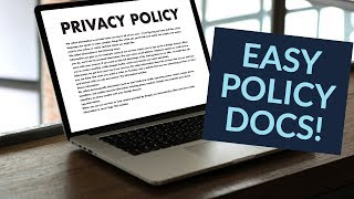 [4.35 MB] Create a Privacy Policy / Cookie Policy for your WordPress Website
