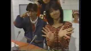 可愛かずみさん MC/週刊ポップマガジン 1985年春頃の3本+α からです...