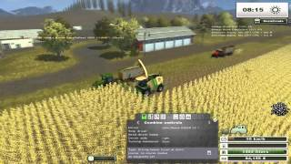 Farming Simulator 2013 - Tutorial Courseplay #02 - Silagem