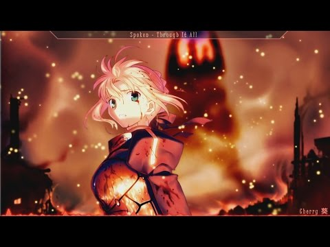 Nightcore - Through It All
