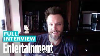 Joel McHale On 'Community' Season 1 | EW's Binge | Entertainment Weekly