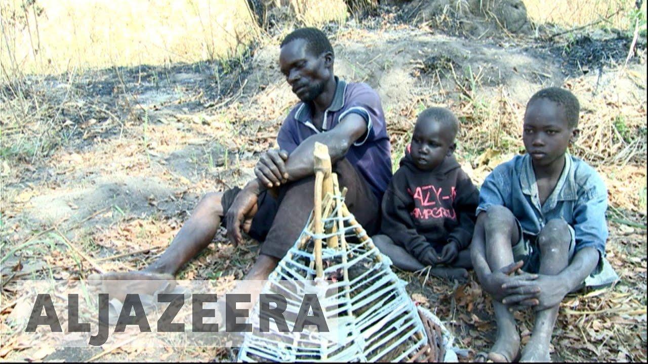Half a million South Sudan refugees flee to Uganda