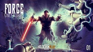 The Force Unleashed - Jestę uczniełe Wejderełe [HOLOCRON PLAY]