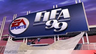 FIFA 99 dgVoodoo 2.54 | 2560x1440@75Hz | Streaming 1920x1080@60FPS