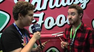 NYCC 2015 - Gravity Falls Alex Hirsch Interview