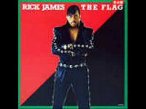 Rick James - Funk In Amerika/Silly Little Man