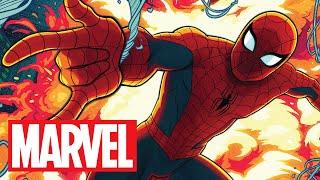 Jen Bartel's MIND-BLOWING Art! | Women of Marvel