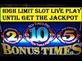 Slot Challenge Rematch & 10K Sub Celebration *High Limit ...