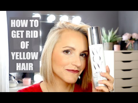 COLOR WOW Dream Filter Review....NO MORE YELLOW DULL HAIR