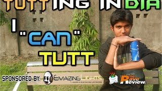 I Can Tutt | Silver Head | Tutting India | EmazingLights.com | RaveReviewLLC.Com