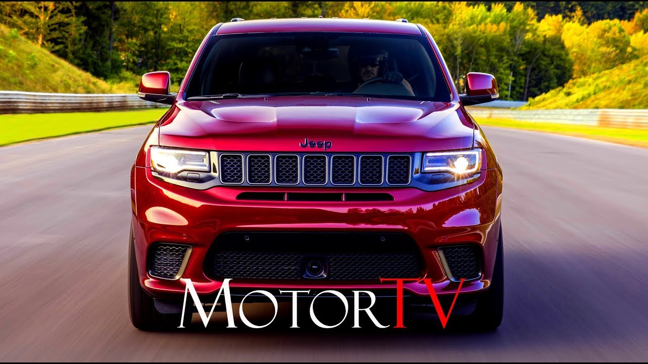 2018 jeep v8. contemporary jeep suv  2018 jeep grand cherokee trackhawk 62 v8 707 hp l exterior  interior on track throughout jeep v8 d