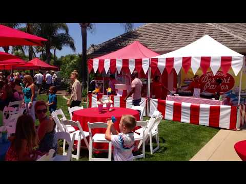 For the best Carnival Party Idea? - My Little Carnival San Diego - Los Angeles