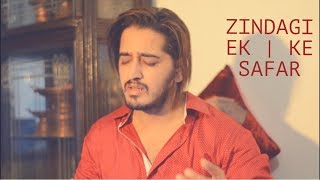 Video Zindagi Ek Safar Hai Suhana - Andaz | Kishore Kumar | Fan Farmayish | Qazi Touqeer download MP3, 3GP, MP4, WEBM, AVI, FLV Januari 2018