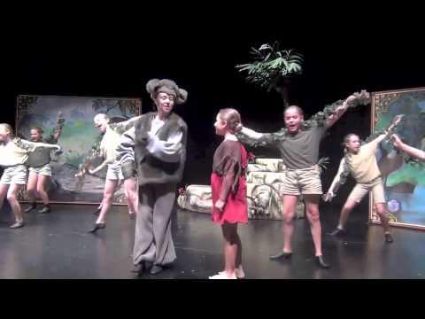 Jungle Book - Bear Necessities