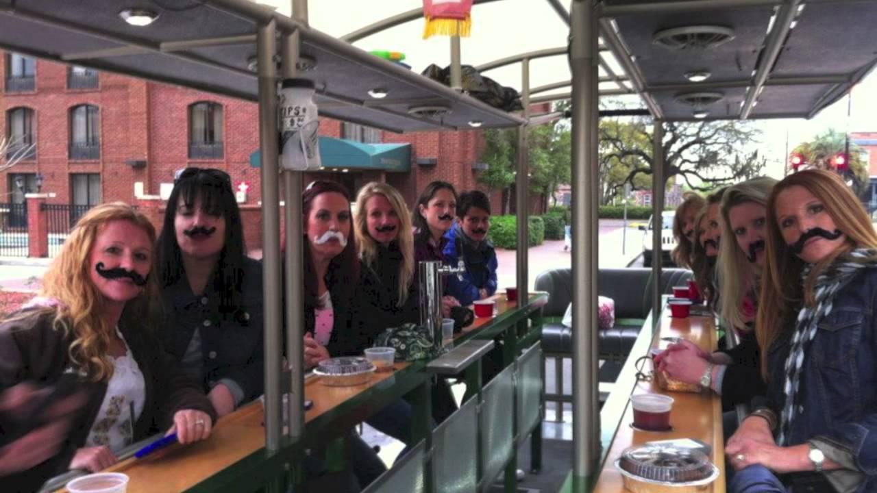 Drinking Tours In Savannah