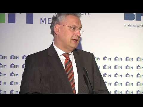 MIM 2012: Rede Joachim Herrmann