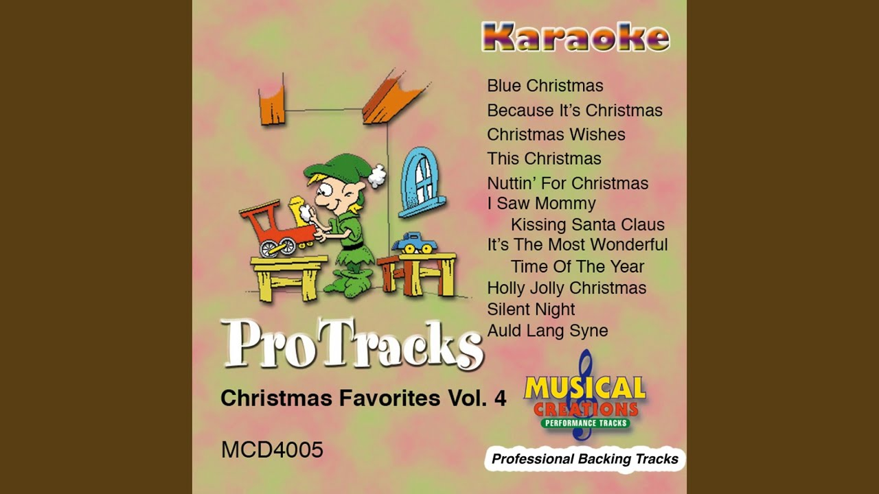 Nuttin\' for Christmas (In the Style of Barry Gordon) (Karaoke ...