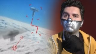 Captain Disillusion outsources the task of debunking a new UFO vide...
