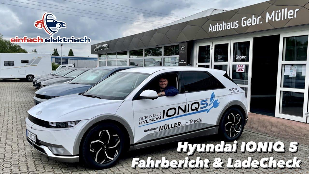 Download Hyundai Ioniq 5 Fahrbericht & LadeCheck bei Allego😱 - schafft er wirklich 10% - 80% SoC in 18min❓❗️