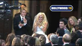 Heidi Montag And Spencer Pratt Get Married In Pasadena