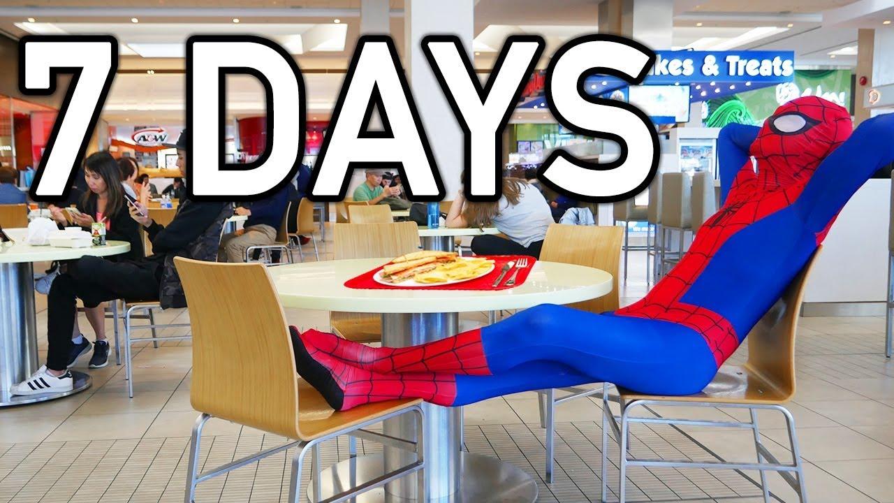 i-dressed-like-superheroes-for-a-week-spider-man-venom-black-panther-batman-costume-challenge