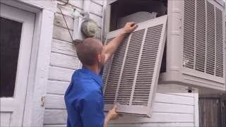 Do It Yourself Summerize Swamp Air Cooler