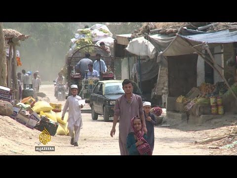 Afghan refugees face repatriation from Pakistan