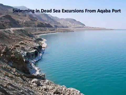 Dead Sea Jordan Tours From Aqaba Port
