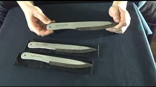 Метание ножей, нож Характерник, Артем Дмитриев