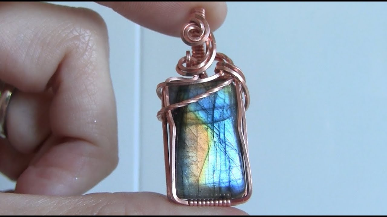 Wire Wrap Rectangle - WIRE Center •