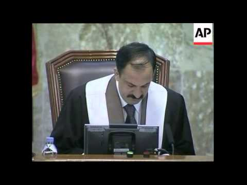 Anfal trial resumes, chief lawyer leaves in protest
