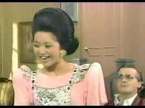 OUR MAID IMELDA from ON THE TELEVISION Series