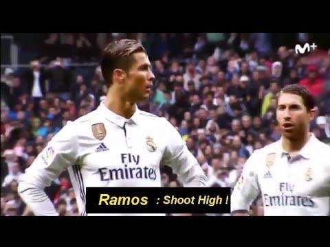 Real Madrid Player Chat During Their Game   Ronaldo , Sergio Ramos , Marcelo , K.Navas