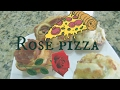 cocinado conmigo//pizza rose// tumblr.isaa