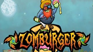 Zomburger • Zombie Games • Mopixie.com