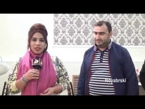 Nurlan Dumanoglu Salam Azerbaycan Surqut Seadet Arifqizi 2017