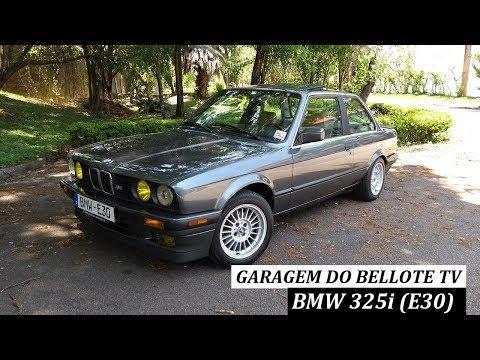 BMW 325i (E30) tem estilo de sobra com rodas Alpina e 170 cv