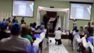 MESSIANIC JEWISH WEDDING